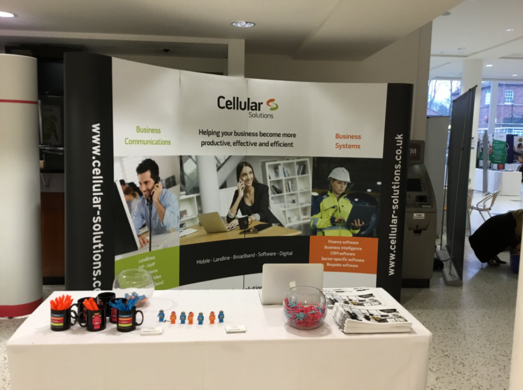 cellular solutions hunters annual conference stand