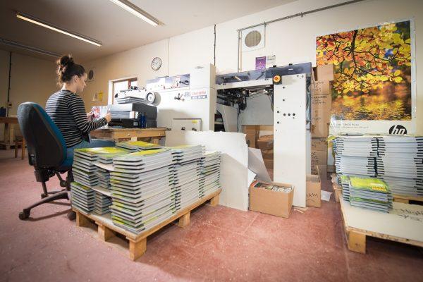 landmark press factory